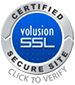 This site is a Volusion Secure Site